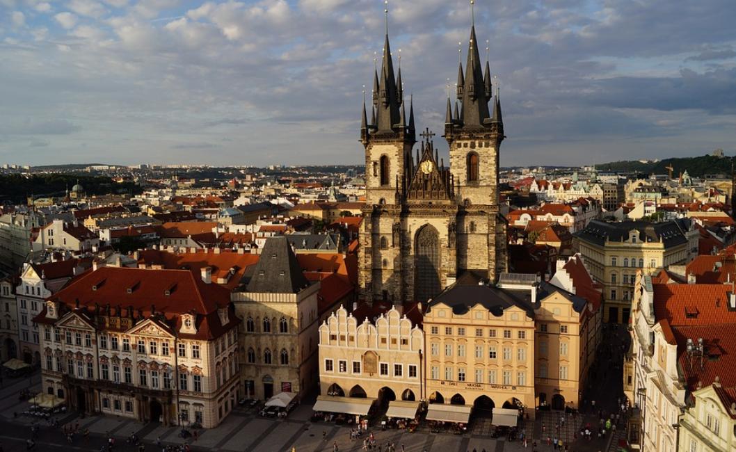 náměstí v Praze